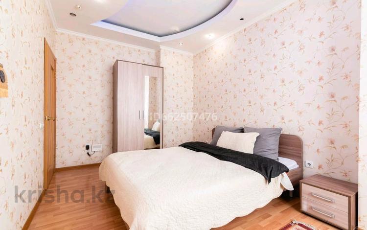 2-комнатная квартира, 63 м², 3/25 этаж посуточно, Абиша Кекилбайулы 270 за 13 000 〒 в Алматы, Бостандыкский р-н