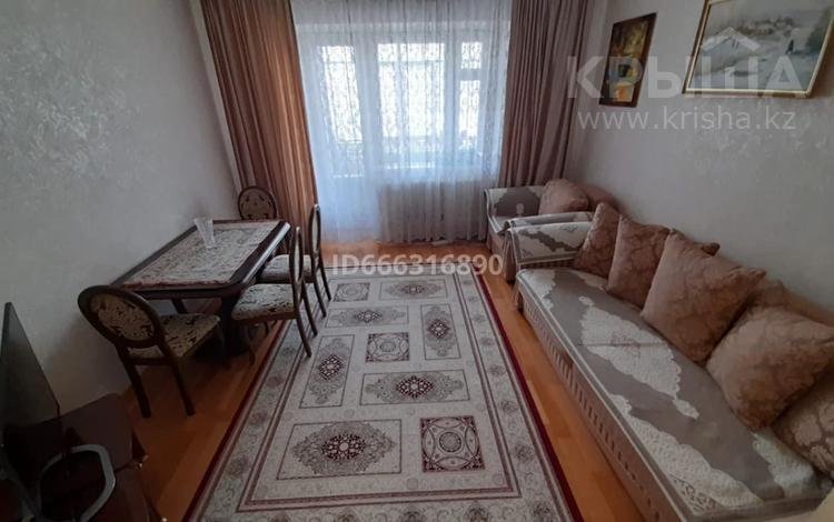 2-комнатная квартира, 53.5 м², 2/5 этаж, проспект Шакарима Кудайбердиулы 2/2 за 20 млн 〒 в Нур-Султане (Астане), Алматы р-н