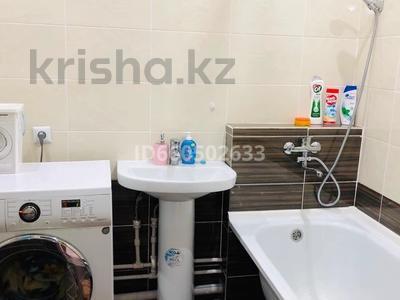 1-комнатная квартира, 42 м², 2/5 этаж посуточно, 10 мкр 23 за 7 000 〒 в Балхаше — фото 6
