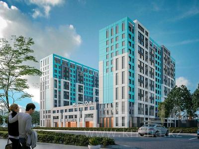 1-комнатная квартира, 42.01 м², Туран 59 — Улы Дала за ~ 13 млн 〒 в Нур-Султане (Астана), Есиль р-н