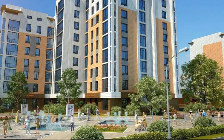 4-комнатная квартира, 130.71 м², 4/6 этаж, Улы Дала 21/1 за ~ 47.9 млн 〒 в Нур-Султане (Астана), Есиль р-н