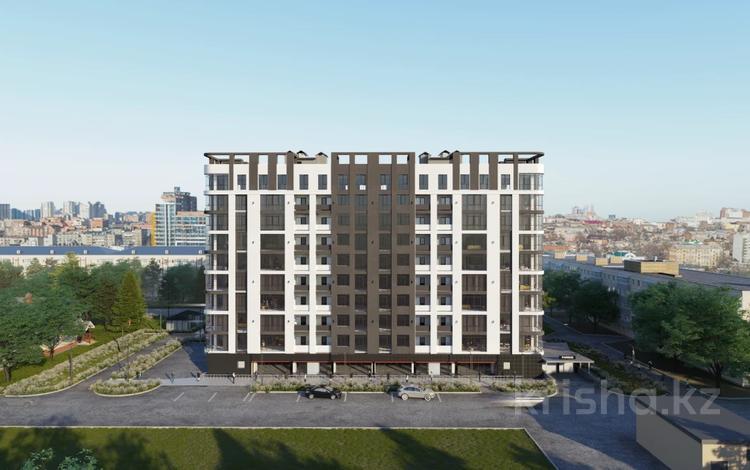 2-комнатная квартира, 71.49 м², 7 этаж, Жамбыла — Айтиева за ~ 28 млн 〒 в Алматы, Алмалинский р-н