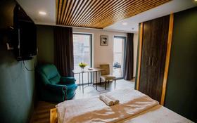 1-комнатный дом посуточно, 40 м², мкр Коктобе, Ст Коктобе 189 за 7 000 〒 в Алматы, Медеуский р-н