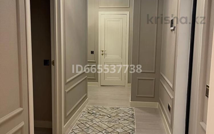 3-комнатная квартира, 71.8 м², 8/10 этаж, Бокейхана 25 за 33.5 млн 〒 в Нур-Султане (Астане), Есильский р-н