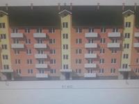2-комнатная квартира, 50.36 м², 6/6 этаж