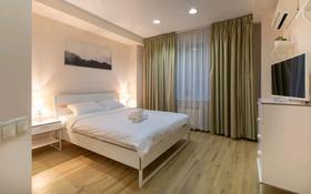 1-комнатная квартира, 44 м², 13/14 этаж посуточно, Сарайшык 5 за 8 000 〒 в Нур-Султане (Астана), Есиль р-н