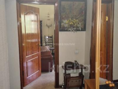 2-комнатная квартира, 56 м², 2/8 этаж помесячно, мкр Коктем-1 за 160 000 〒 в Алматы, Бостандыкский р-н
