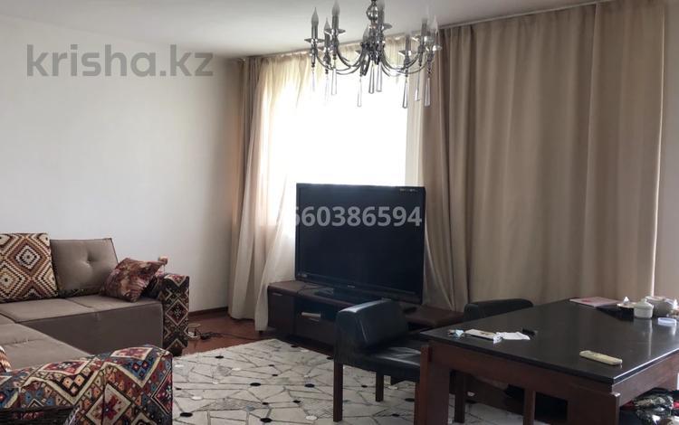 3-комнатная квартира, 95 м², 4/5 этаж помесячно, Толебаева 47 за 120 000 〒 в Талдыкоргане