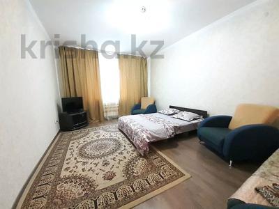 1-комнатная квартира, 45 м², 2/12 этаж посуточно, М. Габдуллина 19 за 7 000 〒 в Нур-Султане (Астана), р-н Байконур
