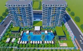 2-комнатная квартира, 51 м², 2/12 этаж, Махмутлар за ~ 20.8 млн 〒 в