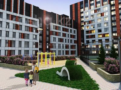 2-комнатная квартира, 69.84 м², Туран — №24 за ~ 22.8 млн 〒 в Нур-Султане (Астана), Есиль р-н — фото 4
