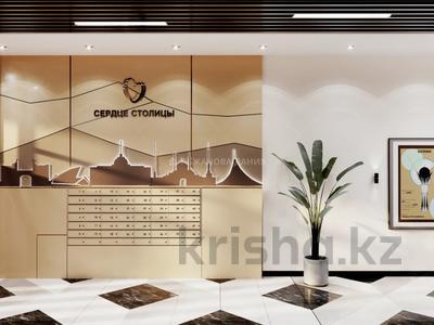 2-комнатная квартира, 69.84 м², Туран — №24 за ~ 22.8 млн 〒 в Нур-Султане (Астана), Есиль р-н — фото 5