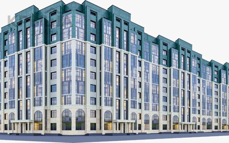 3-комнатная квартира, 67.88 м², 3/8 этаж, Курганская 2 — Каирбекова за ~ 18.3 млн 〒 в Костанае