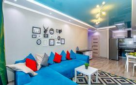 2-комнатная квартира, 60 м², 23/24 этаж посуточно, Сарайшык 7б — Акмешит за 14 000 〒 в Нур-Султане (Астана)