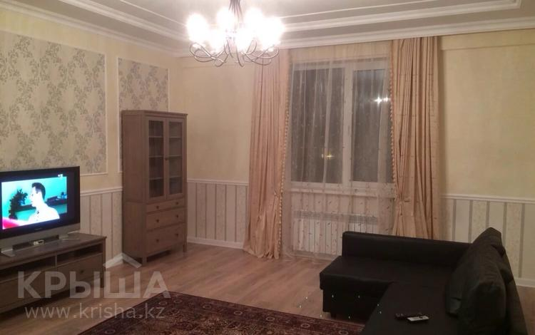 1-комнатная квартира, 45 м² помесячно, Сауран 42/1 — проспект Улы Дала за 120 000 〒 в Нур-Султане (Астана), Есиль р-н
