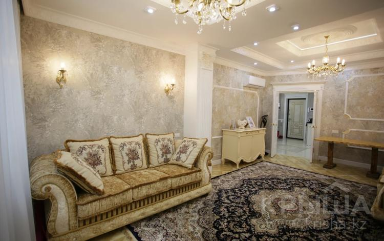3-комнатная квартира, 118 м², 3/7 этаж, Кабанбай батыра 7 за 72 млн 〒 в Нур-Султане (Астане), Есильский р-н