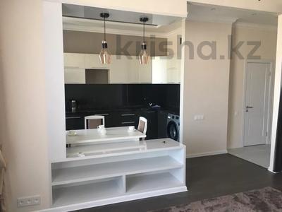 1-комнатная квартира, 43 м², 12/21 этаж посуточно, Туркестан 14 за 10 000 〒 в Нур-Султане (Астана), Есиль р-н