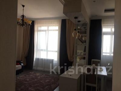 1-комнатная квартира, 43 м², 12/21 этаж посуточно, Туркестан 14 за 10 000 〒 в Нур-Султане (Астана), Есиль р-н — фото 2