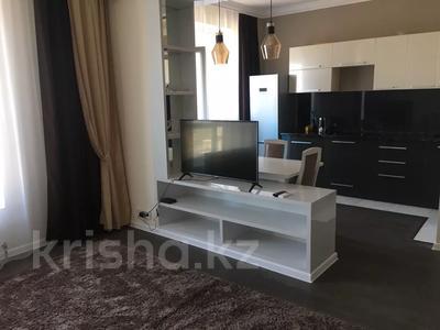 1-комнатная квартира, 43 м², 12/21 этаж посуточно, Туркестан 14 за 10 000 〒 в Нур-Султане (Астана), Есиль р-н — фото 6