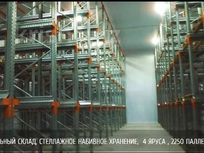 Склад продовольственный 47 га, Берижинского 17 б за 9.9 млрд 〒 в Алматы, Алатауский р-н — фото 8
