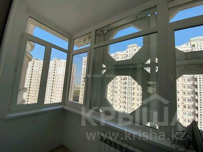 2-комнатная квартира, 54 м², 8/17 этаж, Навои — Торайгырова за 35 млн 〒 в Алматы, Бостандыкский р-н