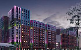 1-комнатная квартира, 49.46 м², Байтурсынова — А51 за ~ 14.3 млн 〒 в Нур-Султане (Астане), Алматы р-н