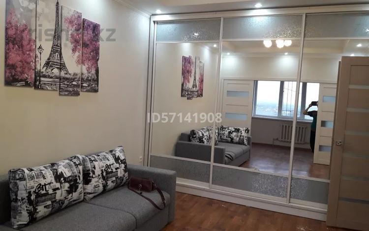 1-комнатная квартира, 46 м², 8/9 этаж, Жас Канат 1/16 за 16 млн 〒 в Алматы, Турксибский р-н