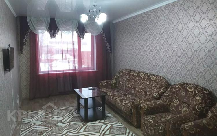 2-комнатная квартира, 60 м², 3/9 этаж посуточно, улица Тауелсиздик — Бородина за 10 000 〒 в Костанае