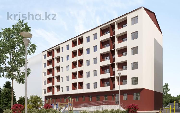 2-комнатная квартира, 63.5 м², 3/6 этаж, мкр Таусамалы, Мкр Таусамалы за ~ 19.1 млн 〒 в Алматы, Наурызбайский р-н