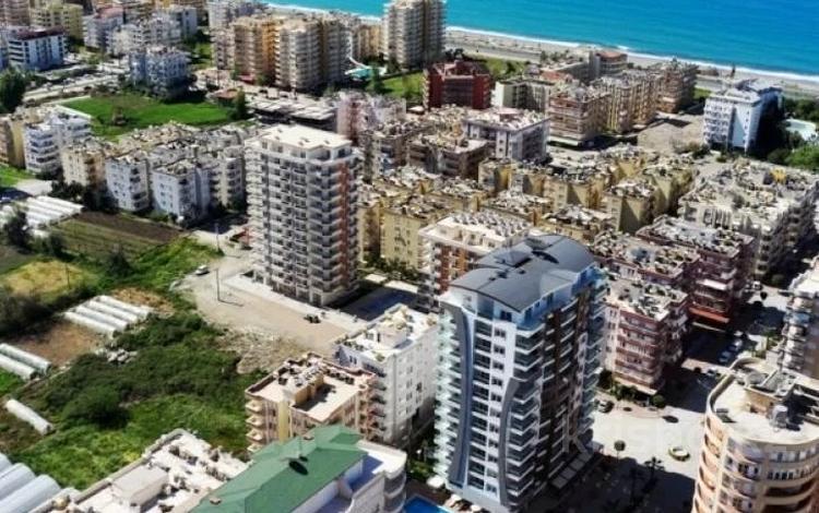 3-комнатная квартира, 110 м², 5/12 этаж, Махмутлар 52 за ~ 48.9 млн 〒 в