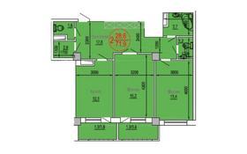 2-комнатная квартира, 71.9 м², 6/15 этаж, 17-й мкр 87/4 за ~ 16.5 млн 〒 в Актау, 17-й мкр