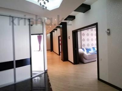 4-комнатная квартира, 200 м², 2/6 этаж помесячно, Ул.Ляйли Мажнум за 850 000 〒 в Нур-Султане (Астана), Есиль р-н — фото 4