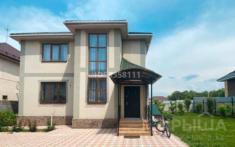 5-комнатный дом, 207 м², 6 сот., Луч Востока — Бухтарминская за 50 млн 〒 в Алматы