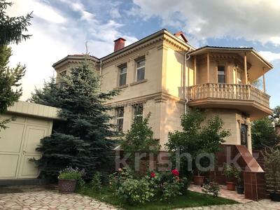 5-комнатный дом, 431.8 м², 20.38 сот., проспект Достык 341 за 720 млн 〒 в Алматы, Медеуский р-н