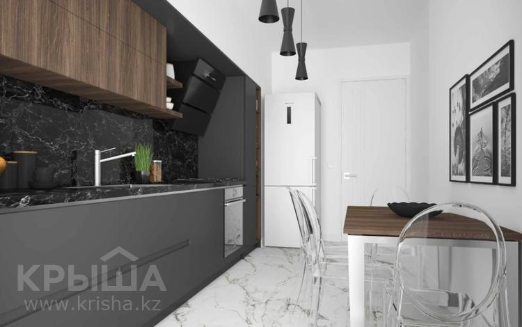 2-комнатная квартира, 54.96 м², 11/16 этаж, мкр Алмагуль, Гагарина 233 за ~ 41.6 млн 〒 в Алматы, Бостандыкский р-н