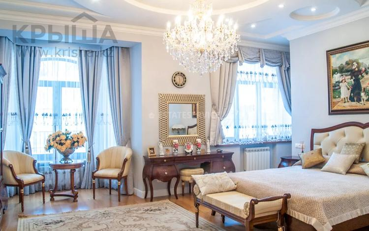 6-комнатный дом, 640 м², 15 сот., мкр Ремизовка, Арайлы за 722 млн 〒 в Алматы, Бостандыкский р-н