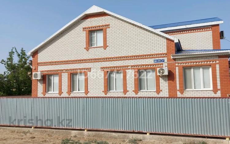 6-комнатный дом, 348 м², 15 сот., Курилькино 3 — Трасса Атырау Дамба за 40 млн 〒 в Атырауской обл.