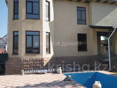 7-комнатный дом, 500 м², 11 сот., мкр Карагайлы 123 за 117 млн 〒 в Алматы, Наурызбайский р-н