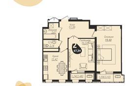 2-комнатная квартира, 67.34 м², 3/8 этаж, Туран 38/1 за 33.5 млн 〒 в Нур-Султане (Астана), Есильский р-н