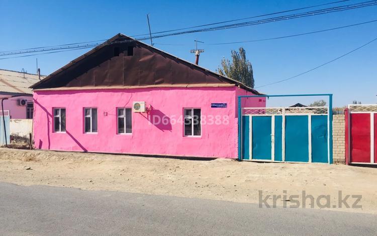 6-комнатный дом, 123 м², 45 сот., Жангелдин 73 за 8 млн 〒 в Тасбогете
