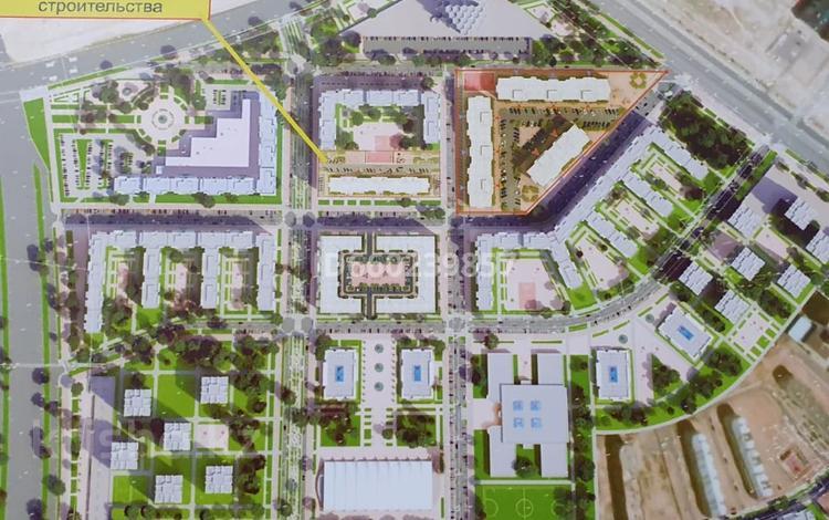 3-комнатная квартира, 111 м², 8/9 этаж, 19-й мкр за ~ 14.4 млн 〒 в Актау, 19-й мкр