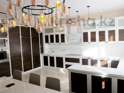 5-комнатная квартира, 350 м², 6/7 этаж помесячно, Мангилик Ел за 900 000 〒 в Нур-Султане (Астана), Есиль р-н — фото 4