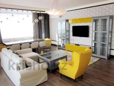 5-комнатная квартира, 350 м², 6/7 этаж помесячно, Мангилик Ел за 900 000 〒 в Нур-Султане (Астана), Есиль р-н — фото 3