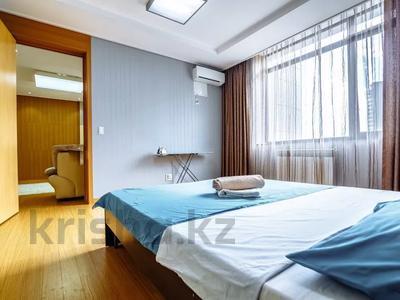 2-комнатная квартира, 80 м², 9/25 этаж посуточно, Кошкарбаева 2 — Байтурсынова за 15 000 〒 в Нур-Султане (Астана), Есиль р-н — фото 3