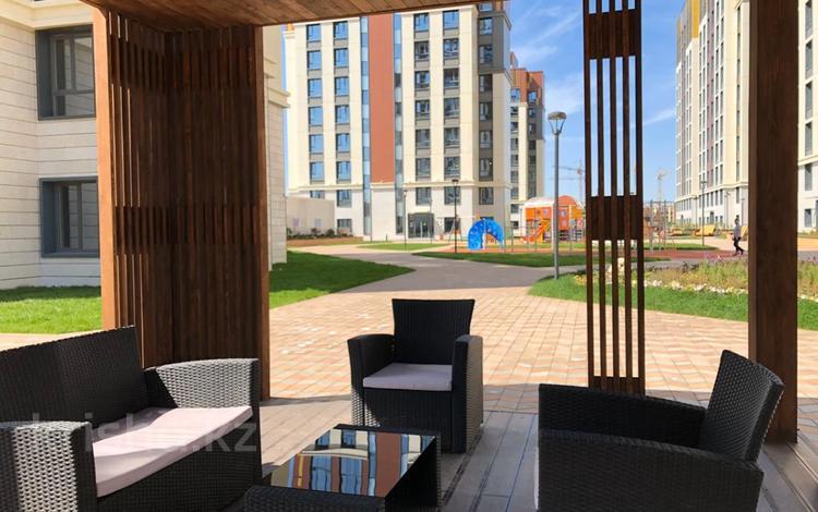2-комнатная квартира, 76.85 м², Улы Дала 5/1 за ~ 29.1 млн 〒 в Нур-Султане (Астана), Есиль р-н