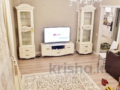2-комнатная квартира, 70 м², 4 этаж помесячно, Бараева 13 за 120 000 〒 в Нур-Султане (Астана), р-н Байконур — фото 3