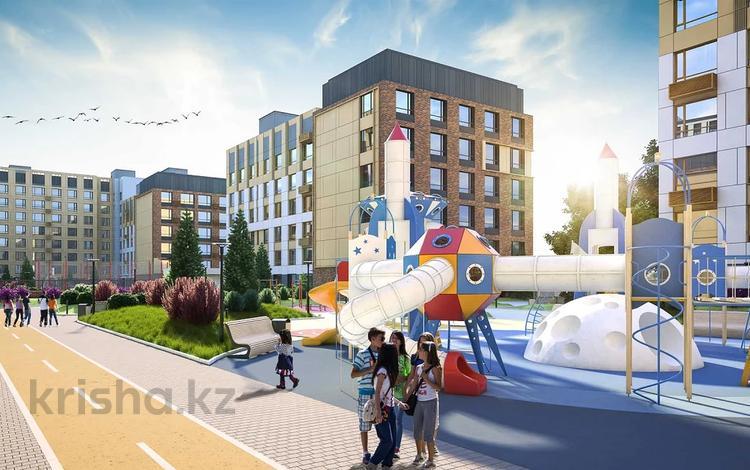 2-комнатная квартира, 71 м², Манглик Ел 56 за ~ 30.7 млн 〒 в Нур-Султане (Астане)