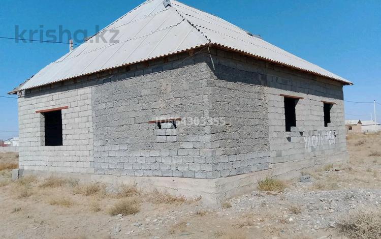 4-комнатный дом, 57 м², 10 сот., 204 57 — Жаксы за 10 млн 〒 в Туркестане