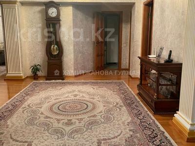 4-комнатная квартира, 150 м², 9/10 этаж, Байтурсынова — Тимирязева за 77 млн 〒 в Алматы, Бостандыкский р-н