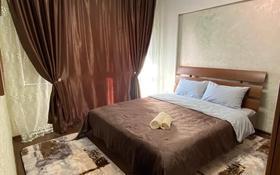 2-комнатная квартира, 56 м², 4/5 этаж посуточно, проспект Абая — Ташкентская за 10 000 〒 в Таразе